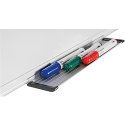 Bi Office Whiteboard MAYA 90 0 x 60 0 cm lackierter Stahl
