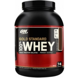 Optimum Nutrition 100 Whey Protein 2270g Double Rich Chocolate