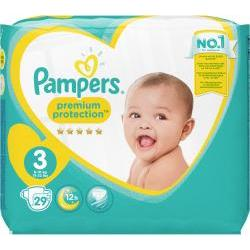 Pampers Premium Protection Gr. 3 Midi 6 10 kg