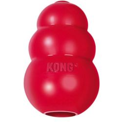 KONG Classic Klein S Rot
