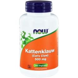 Now Foods Catapos s Claw 500 mg 100 Kapseln