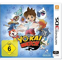 YO KAI WATCH 3DS