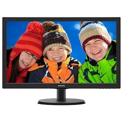 Philips 223V5LHSB2 54 6 cm (21 5 Zoll) LED Full HD HDMI