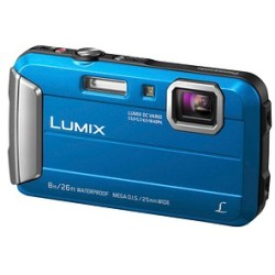 Panasonic Lumix DMC FT30 Blue