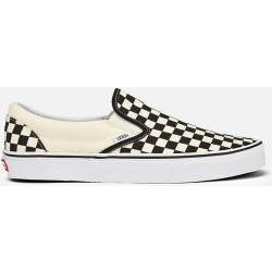 Vans Classic Slip On Black White Checkerboard Slip Ons